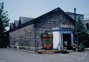 旧河村合名酒造酒蔵